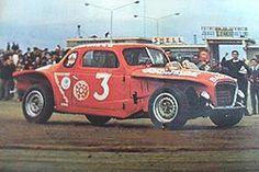 """Juan Manuel Bordeu 1966 Chevrolet """"La Coloradita"""""""