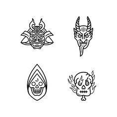 tattoo x design minimalist icons Mini Tattoos, Body Art Tattoos, New Tattoos, Small Tattoos, Tatoos, Kritzelei Tattoo, Doodle Tattoo, Poke Tattoo, Icon Tattoo