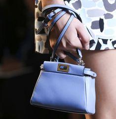 Fendi's Spring 2015 Runway Bags