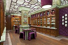 Penhaligon's in London by Jenner Studio
