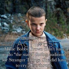 Millie Bobby Brown Stranger Things