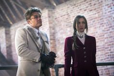 margot verger | Michael Pitt as Mason Verger, Katharine Isabelle as Margot Verger ...