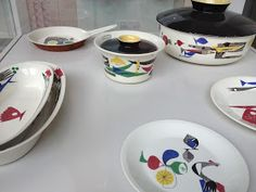 Mum and I visited the Figgjo museum yesterday. The Figgjo factory is located a 30 minute drive from my home town Stavanger in a place by th. Heart Beating Fast, Museum, Retro, Tableware, How To Make, Design, Vintage, Cards, Dinnerware
