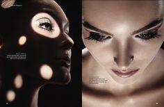 Lashes Maxima Magazine on Behance