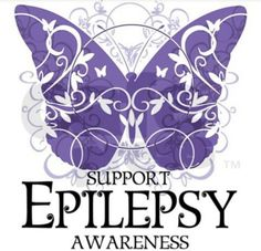 Support epilepsy awareness