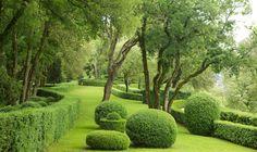 les jardins du château de marqueyssac