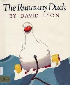 Reading Rainbow Book The Runaway Duck By David Lyon