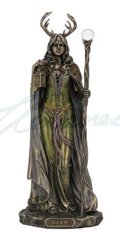 Elen Of The Ways - Antlered Goddess Of The Forest