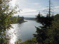 Kootenai River near Libby - Libby, Montana