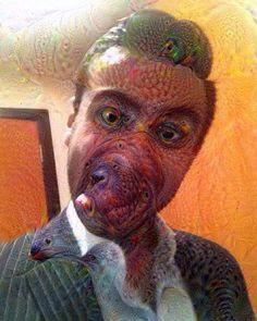 #deepdream #google #psychedelic #psy #trippy #surrealism #psychedelicart #surreal #filter #edit #crazy #intense #funny #toungeout #suitup #menshair #goodnight #trippyart #selfie #dreamworld #hallucination #inception #crazyeyes #deepdreamgenerator #onlinegenerator by instamillennial