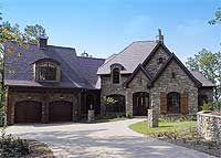Garrell Associates Inc Mayhaven Cottage House Plan 04067