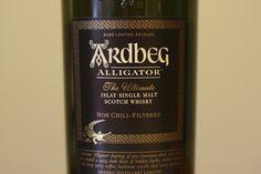 Ardbeg Alligator Islay Single Malt Whisky
