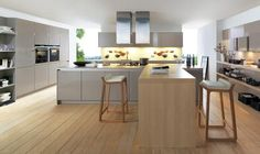 Schuller Gala kitchens can be relied upon to provide a unique solution to every kitchen design requirement.