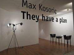 Max Kosoric in der Galerie Junge Kunst Trier