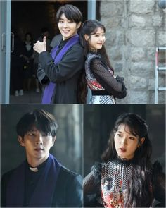 Lee Jun Ki has a Priestly Face-off with Immortal IU in Episode 3 Hotel Del Luna Cameo Lee Jun Ki, Lee Joongi, Lee Min Ho, Korean Drama Movies, Korean Actors, Korean Dramas, Kpop Couples, Cute Couples, Moon Lovers Drama