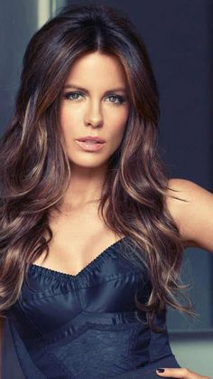 Tagged with hot, kate beckinsale; Shared by Kate Beckinsale anyone? Underworld Kate Beckinsale, Kate Beckinsale Hair, Kate Beckinsale Pictures, Beautiful Celebrities, Beautiful Actresses, Ombre Hair Color, Hair Colors, Trendy Hairstyles, Beauty Women
