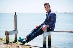 Such a beautiful day by the water with my new @nike shoes #benike #bekapten #kaptenandson #nikeshoes #lafolliarendesanidimente @lorenzofierro_lf  Ph // @gabriele_vichi