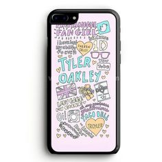 Tyler Oakley Quotes iPhone 7 Plus Case | aneend