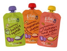 Can never have enough puree's