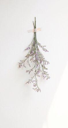 Upside-down lavender