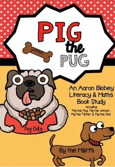Aaron blabey author study worksheets for six of his books pig the pug author study aaron blabey fandeluxe Gallery