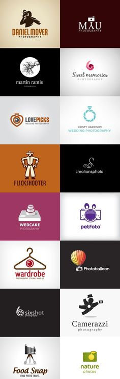"logo inspiration ""photographers"""