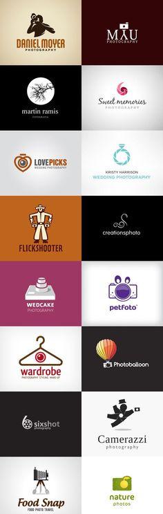 "logo inspiration ""photographers"""
