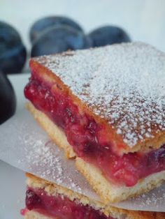 Yummy Treats, Yummy Food, Individual Cakes, Sweet Bakery, Sweet Pie, Russian Recipes, Kefir, Slow Cooker Recipes, Baked Goods