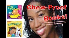 Chew-Proof Baby Books 📚 #Chewproof #baby #babybooks #youtube #babyvlog #babyvideo #momvlog #indestructibles #books #babies #youtuber #candylove