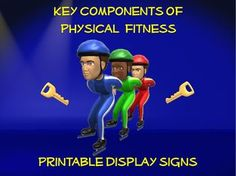 1000+ images about Posters/Graphic Organizers for PE on ...