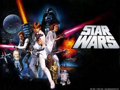 Star Wars-my favorite movies-ever!