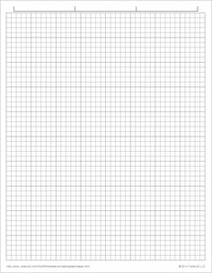 Engineering Graph Paper 1/5 Inch Grid