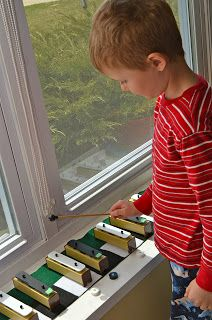 What DID we do all day? : Montessori Music. A blog of music fostering in the kids.