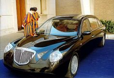 2004 LANCIA THESIS S85 3.2 LIMOUSINE - coachwork by Carrozzeria Stola SpA of Turin.