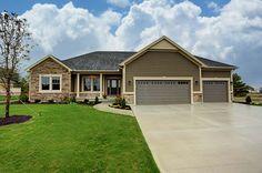The Brantford II | Denlinger & Sons Custom Home Builders