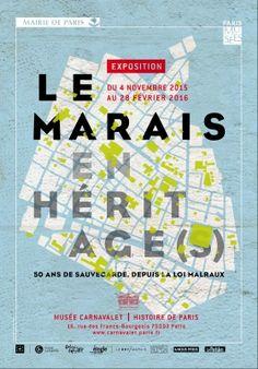 Le Marais en héritage(s)