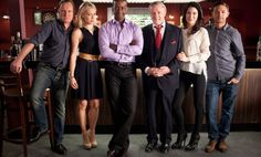 Hustle Series 8 Episode 5 airs Friday February 10 on BBC One. Episode Synopsis : Albert decides to pay a nostalgic visit to an old haunt, only to find it's been pulled down by ruthless. Hustle Tv Show, Hustle Series, Tv Series, Jaime Murray, Ill Miss You, Uk Tv, Episode 5, Classic Tv, Movie Tv