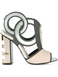 Kat Maconie 'Heidi' bootie sandals
