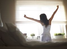 Do these easy diet and lifestyle tweaks before bed to wake up with a thinner…