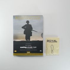 Saving Private Ryan DVD [Korea Limited Edition, Slip Cover, DigiPak, Ball-Chain]