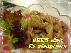 Chuka Hotate @ Sakae Sushi  http://yumyumbites.blogspot.com/2012/07/lunch-with-udon-and-salmon-at-sakae.html