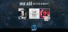 Enter This #SteveAoki #Giveaway