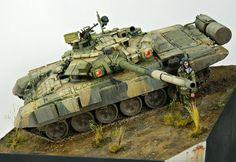T-90A Main Battle Tank (Russia)