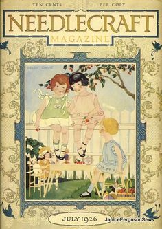 Needlecraft magazine 1926