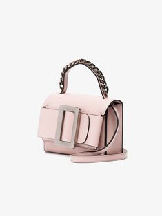 Boyy Pink Fred Leather Cross Body Bag Leather Crossbody Bag f6d98cb5ee071
