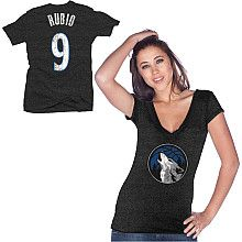 Get excited for the upcoming #Wolves season and #RickyRubio's return with this Rubio shirt!