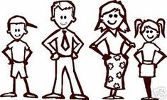 Stick Figure Family Bing Images Envelope Art, Free Stick Family Clipart Image - 2826 for your study project of personal only, Stick Family Clipart Image - 2826 Stick Figure Family Bing Images Envelope Art Stick Figure Family, Stick Family, Stick Figure Drawing, Action Pictures, Family Drawing, Free Clipart Images, Small Drawings, Envelope Art, Stick Figures