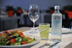 MASTIQUA. A Mediterranean sparkling drink with mastiha water.
