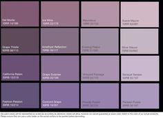 Exceptional Lavender Paint Color 6 Glidden Purple Colors Grey Plum