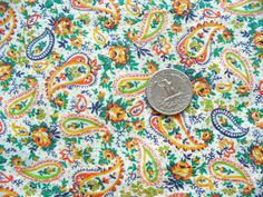 Paisley floral paisely